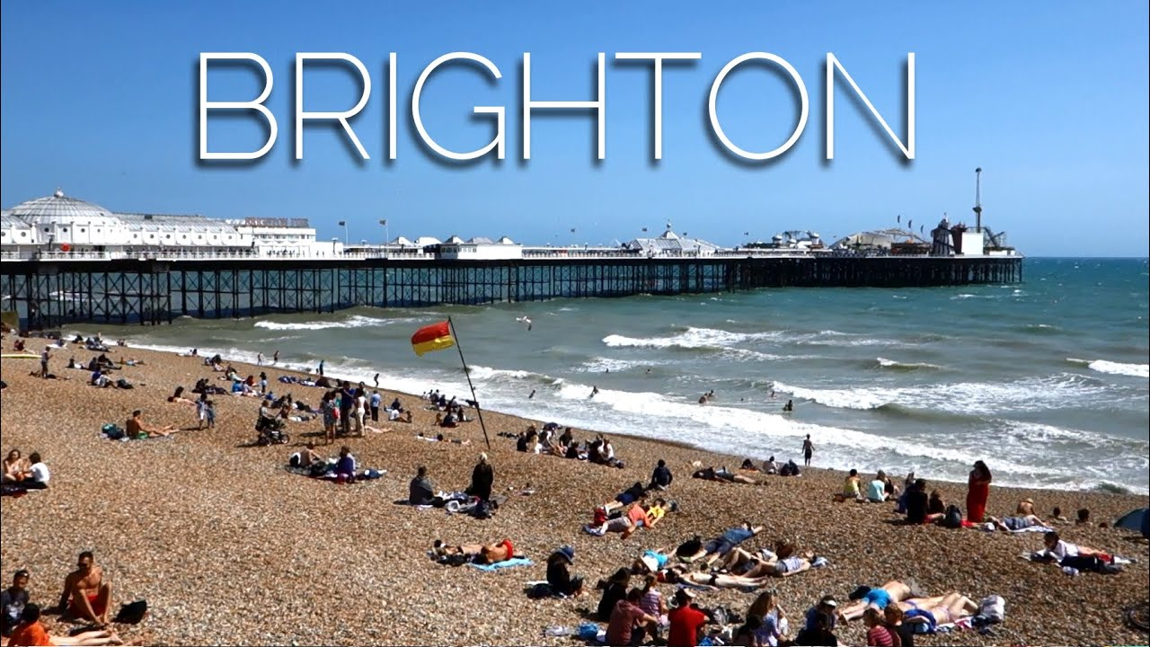 Visit To Brighton Beach You