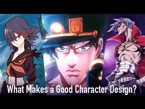 What Makes A Good Character Design?