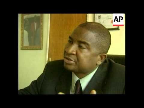 ZIMBABWE: ZANU-PF PARTY CONVENTION
