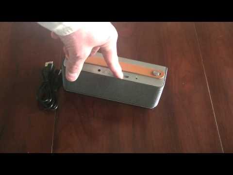 Review Mocole X05 Bluetooth Speaker