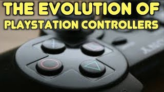 The Evolution Of Playstation Controllers