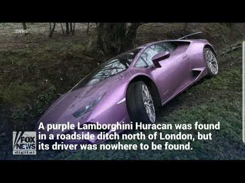 Abandoned Lamborghini Gallardo