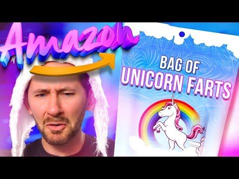 9 Strange Things On Amazon!