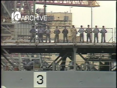 WAVY Archive: 1981 USS Plymouth Rock