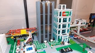 LEGO City Update: Business Plaza
