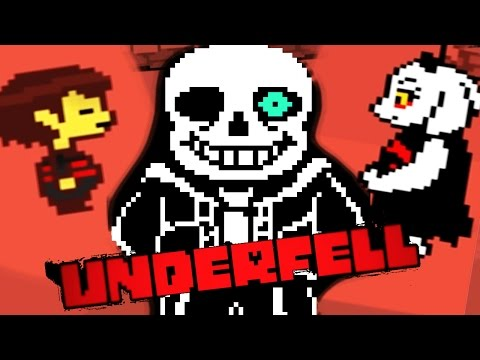 WHAT HAPPENED TO TORIEL?! || Undertale: Underfell