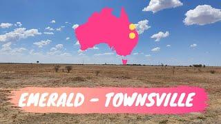 Emerald - Townsville   Travelling Around Australia