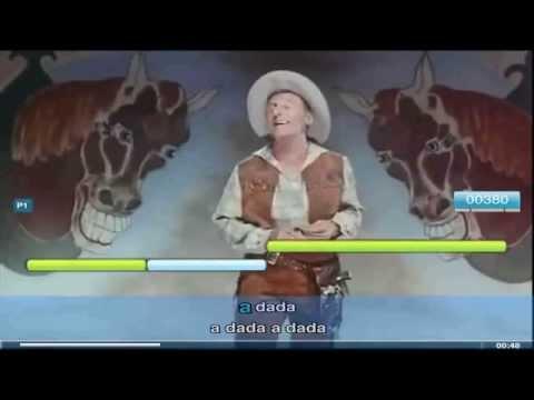 karaoké   ,  Bourvil  ,  A Dada