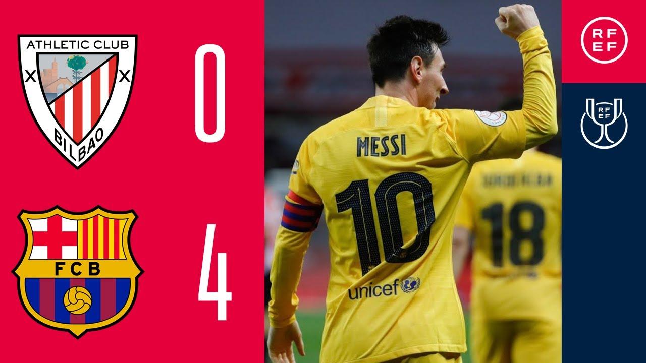 Download RESUMEN | Athletic Club 0-4 FC Barcelona | Final Copa de SM el Rey 2020-2021