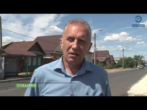 За первый месяц лета в Кузнецке преобразились 8 дорог
