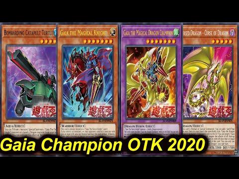 【YGOPRO】GAIA DRAGON CHAMPION OTK DECK 2020 - NEW ARCHETYPE
