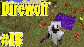 Minecraft - Modded Pack - Direwolf - Episode 15/50 - THE TWILIGHT FOREST