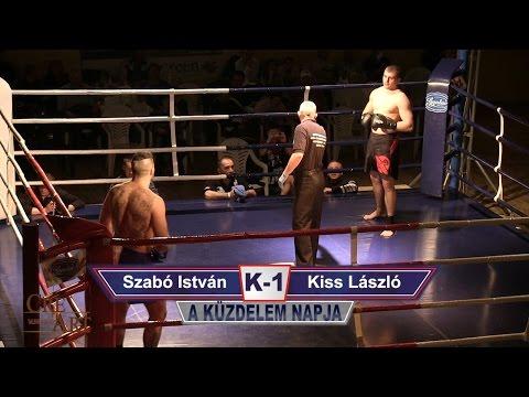 16. Szabó István vs Kiss László (K-1)
