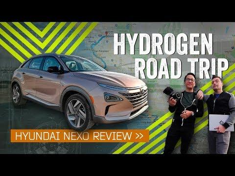 I Drove 900 Miles In A Hydrogen Car: Hyundai NEXO Review