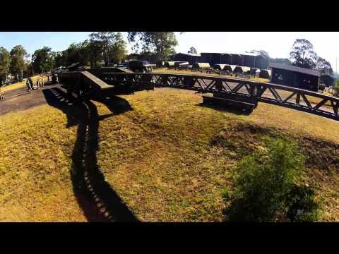 Australian Army 5th Combat Engineer Regiment GoPro HERO2 HD