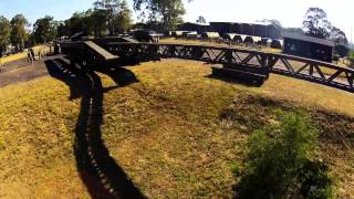 Australian Army 5th Combat Engineer Regiment GoPro HERO2 HD