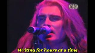 Dream Theater - Solitary shell ( Live Bucharest) - with lyrics