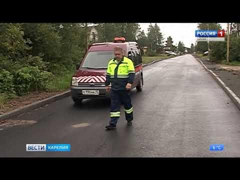 """Управление автодорог Карелии расторгает контракты с компанией """"Севердорстрой"""""""