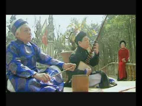 Hát ca trù:  Dấu đẹp Hồ Gươm - Đào nương Vân Mai