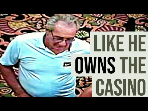 Vito Rizzuto's Last Deal — Mafia boss in shady casino before dying