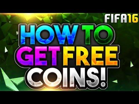 Free FIFA 16 coins no survey no download