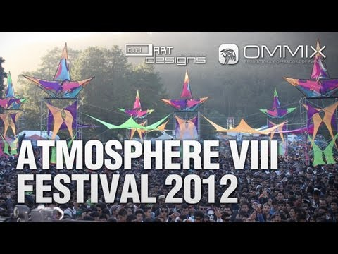Atmosphere VIII 2012 - Aftermovie (Ommix Productions - Mexico)