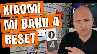 Xiaomi Mi Band 4 Full Factory Reset & Soft Reset screenshot 2