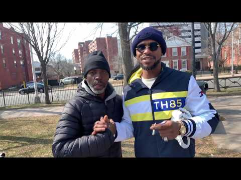 Street Vlog: Bishop And The Juice Crew Giving Back in Hartford, CT