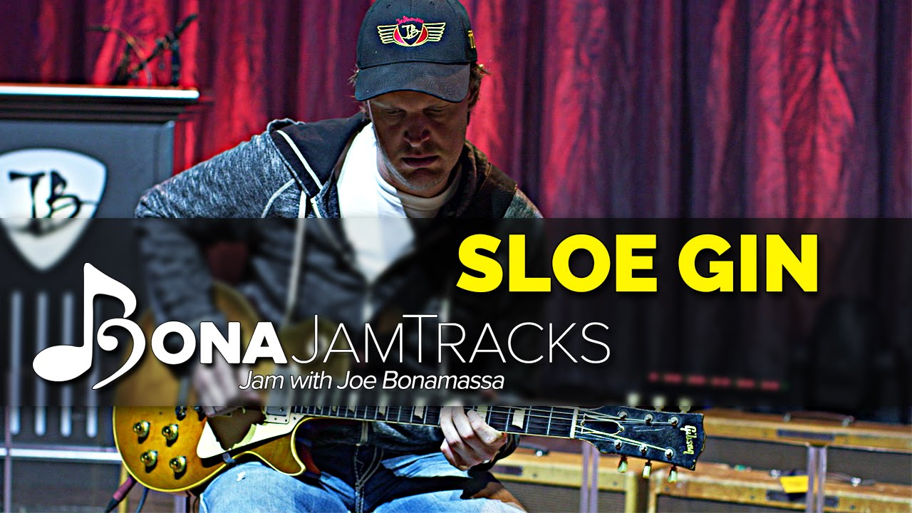 "Joe Bonamassa Shows How to Play ""Sloe Gin"" in His New Online"
