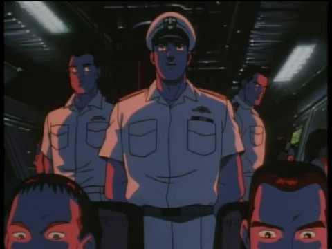 Anime Movie - Chinmoku no Kantai (The Silent Service) - English Dub
