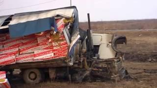 Авария в Михайловском районе