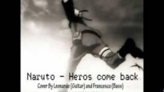 Naruto Heros Come Back: Revoc19Production ( Instrumental Cover )
