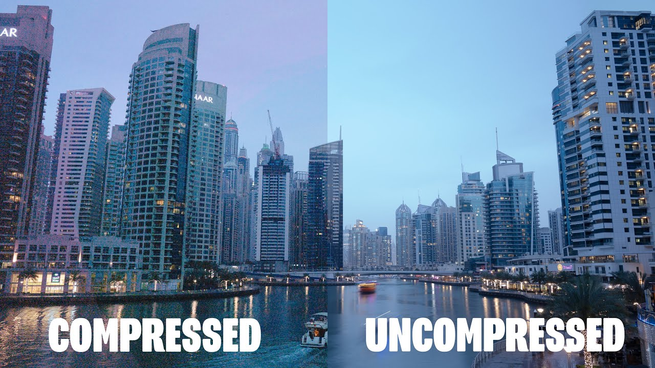 RAW Compressed vs Uncompressed sony a7iii