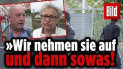Was Anwohner in Ellwangen zum Abschiebe-Skandal sagen