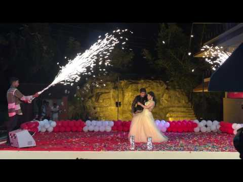 Bride Groom couple dance | Bollywood Romantic songs