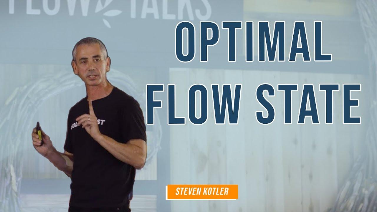 Optimal Flow State with Steven Kotler & Jim Kwik