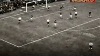 final mundial 1954: Alemania 3 Hungría 2