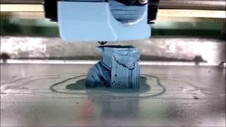 Testing my new corexy 3D printer