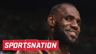 Would You Bet Against LeBron In The NBA Finals?   SportsNation   ESPN