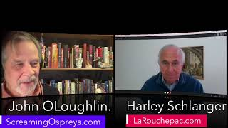 Harley Schlanger Live Chat, October 19, 2020
