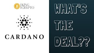 What Is Cardano? Why Is It So Hyped Up? (Overview/Honest Opinion)