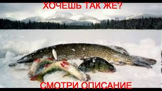 Одежда для зимней рыбалки. Азбука зимней рыбалки. #1