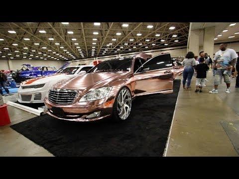 DUB CAR SHOW DALLAS, TEXAS SEPTEMBER 17, 2017 (OFFICIAL VIDEO)