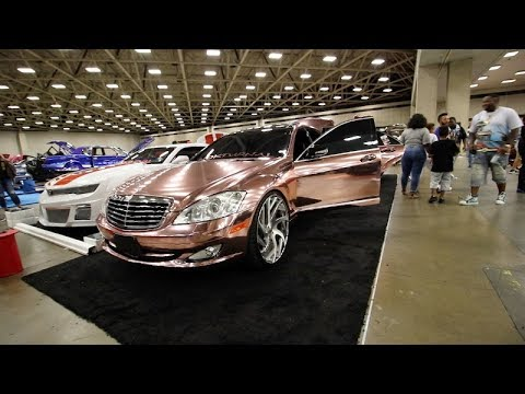 Dallas Auto Show >> Dub Car Show Dallas Texas September 17 2017 Official Video