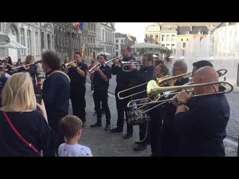 Doudou 2018 - Ducasse de Mons Vernissage de l'expo Fotofor 10 ans de Ducasse
