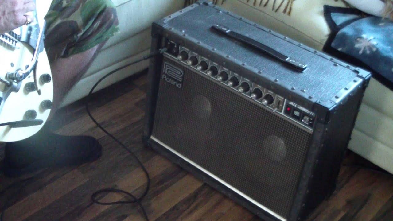 Vintage Roland Jazz Chorus 77 Guitar Amp Amplifier On Ebay