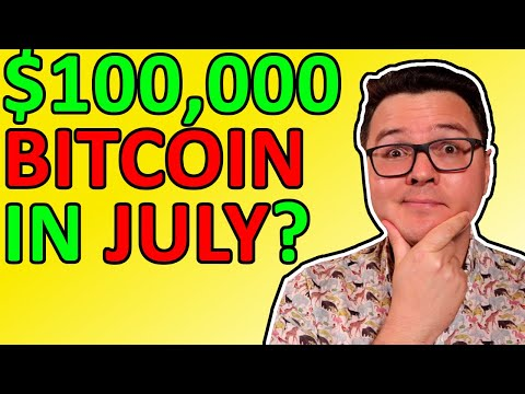 Bitcoin Can DOUBLE By July, If So Then Altcoins Can 10X!!!