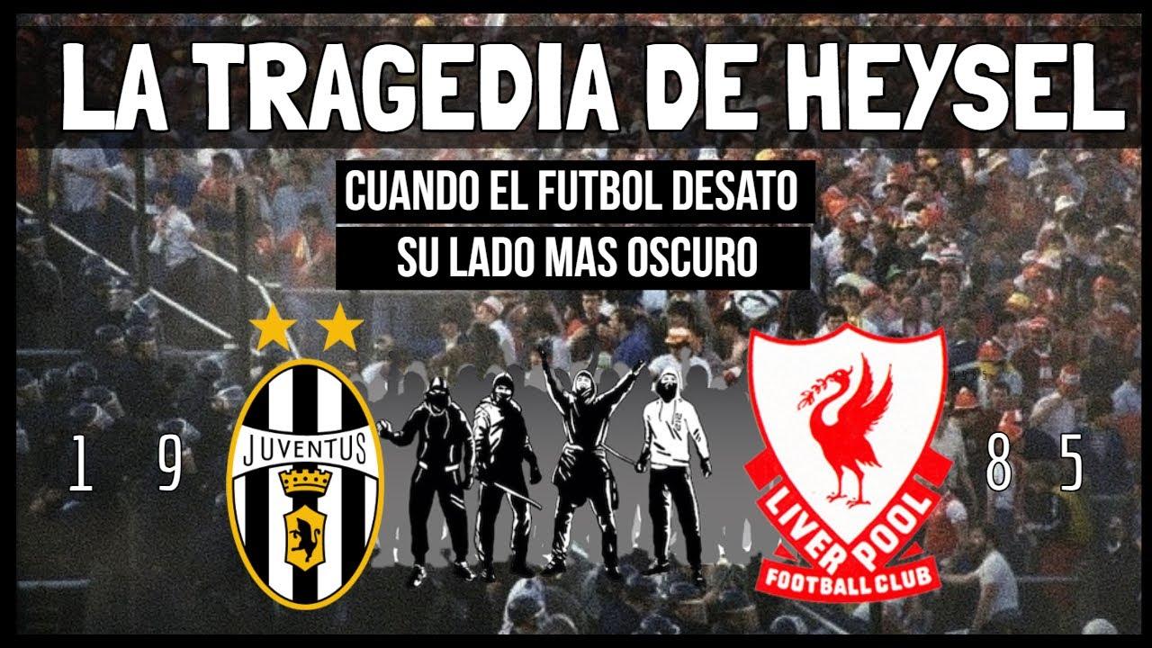La Tragedia de Heysel  | La Historia que Cambio al Fútbol Mundial 😰💀