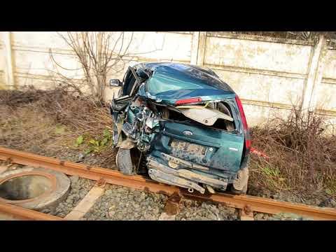 Impact violent pe DN7, la ieșire din Arad spre Nădlac