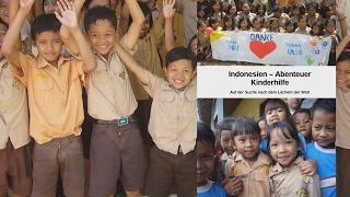 Kinderhilfe Indonesien